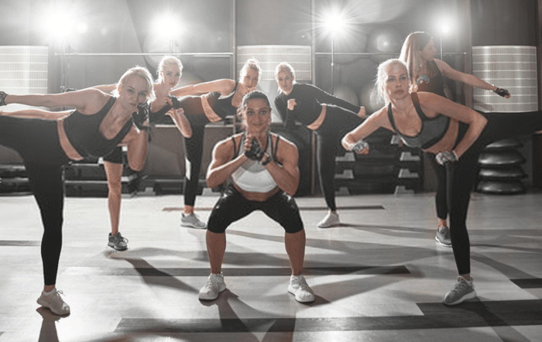 15 Easy Step-By-Step Moves for Your Stay-at-Home Dance Workout